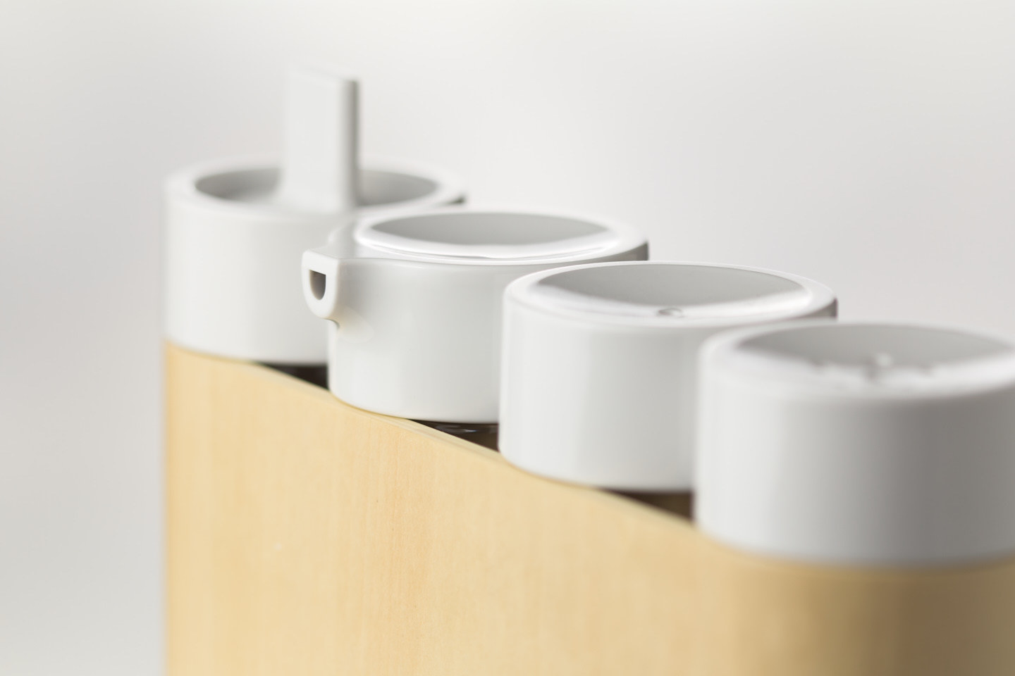 Condiment Set Office For Product Design