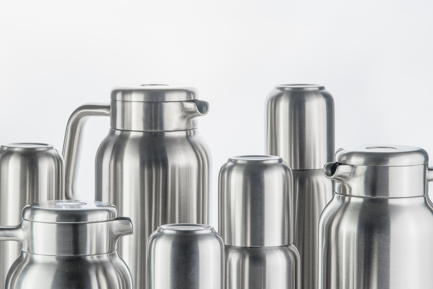 Vacuum Flasks - Office for Product Design